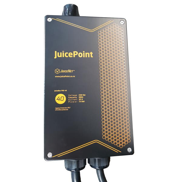 JuiceBox 40 EV Charger